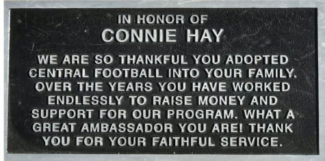 THE LIFE AND LEGACY OF CENTRAL LEGEND CONNIE HAY