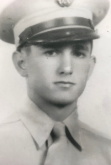 THE LIFE AND LEGACY OF CENTRAL LEGEND CONNIE HAY -- Hay photographed in his enlisted Army uniform.