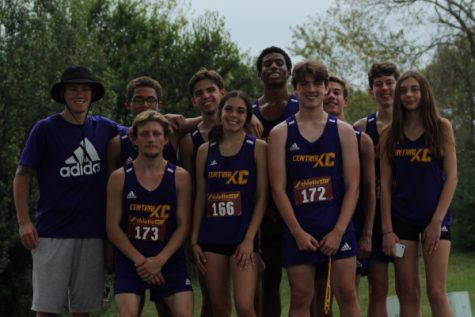 CENTRAL CROSS COUNTRY 2020-21 -- Central