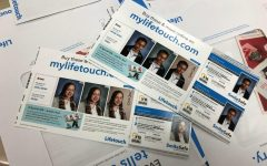 FALL PICTURES GO SMOOTHLY DESPITE PANDEMIC -- LifeTouch is Central's provider for school pictures.