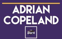 Photo of Adrian Copeland