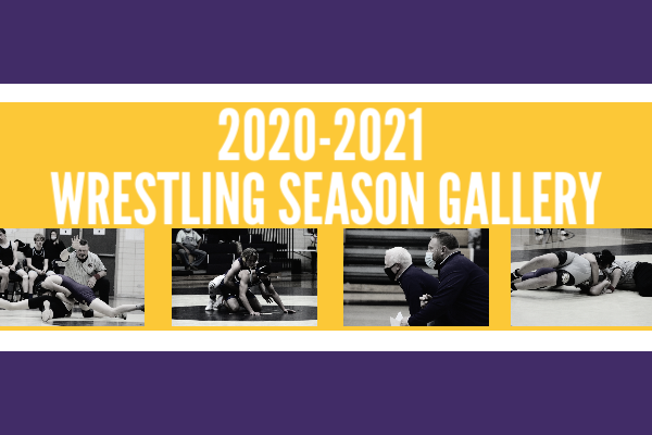 WRESTLING SEASON PHOTO GALLERY -- A graphic showing some of the best moments of this year's wrestling season.