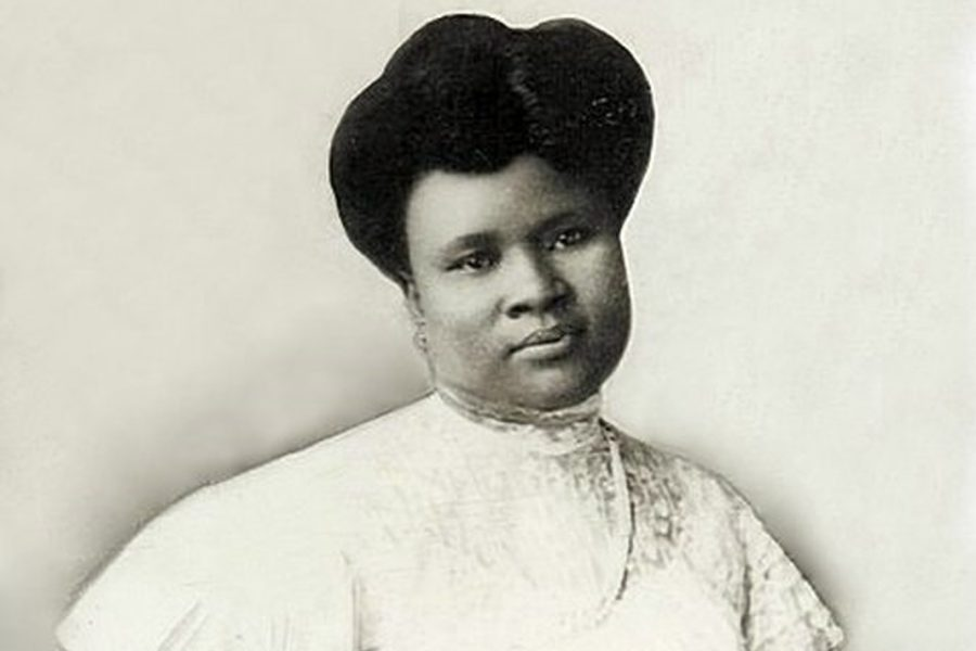 BLACK HISTORY MONTH -- Madam C.J. Walker was one of the pioneering figures in black hair care.