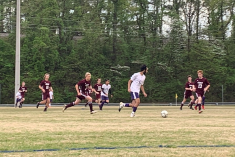 Central Soccer Routs Sale Creek in Opener 6-1