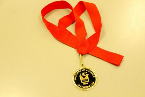 SIX CENTRAL STUDENTS WIN YSSW CONTEST -- Winners of the writing contest will be recognized with a medal.