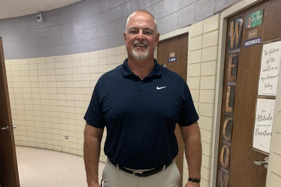 Teacher Spotlight - Charles Shultz Joins The Central High School Family