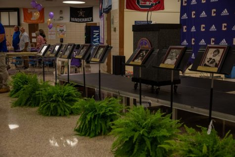 Nine New Members Inducted into Centrals Sports Hall of Fame