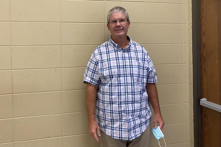 Jon Massey Joins Central Staff as Exceptional Education Teacher